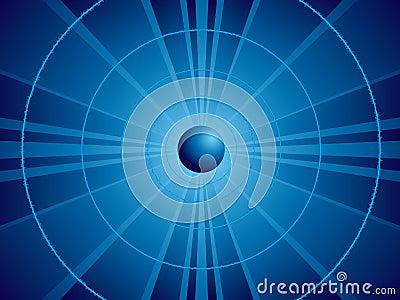 Dive blue