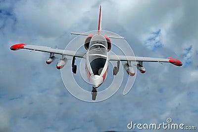 Dive-bomber