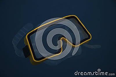 Diver s mask