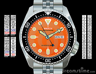 Diver s Watch
