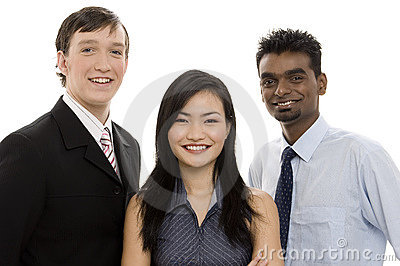 Diverse Business Team 2