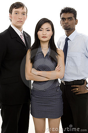 Diverse Business Team 3