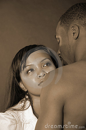 Free Diverse Couple Stock Photography - 1171492