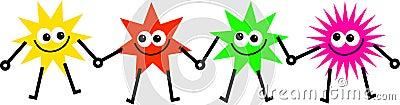 Diverse stars