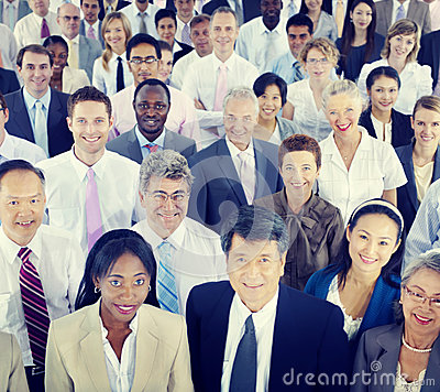 Free Diversity Business People Coorporate Team Community Concept Royalty Free Stock Images - 50282869