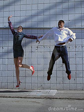 Diversity Jump