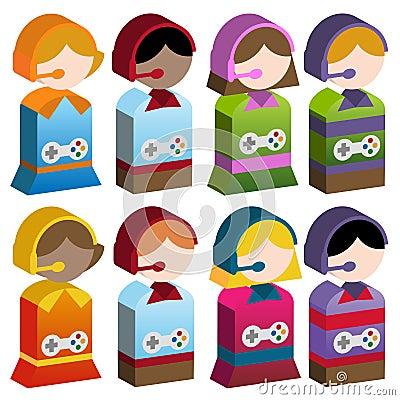 Diversity Kids - Video Games