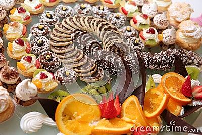Diversity of pastry