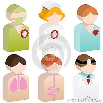 Diversity People - Healthcare