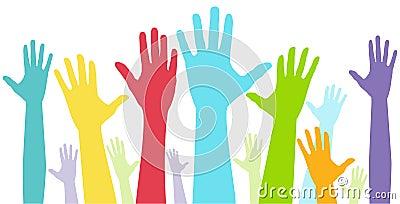 Diversity Show of Hands