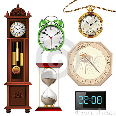 Inventos e inventores  - Página 15 Diversos-tipos-de-relojes-53093749