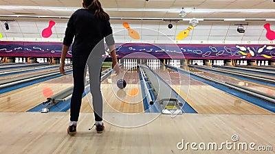 Divertimento di bowling