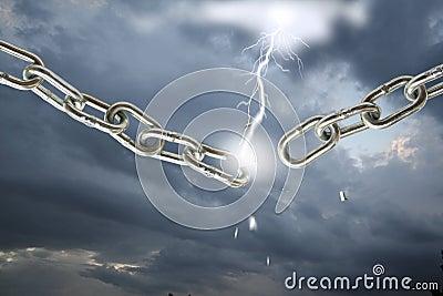 Divine lightnings