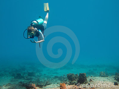 Diving to the bottom of the sea II
