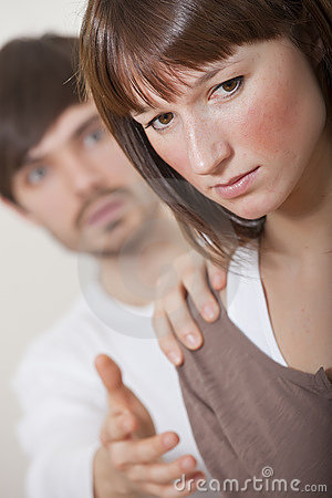 Free Divorce Royalty Free Stock Photo - 17541085