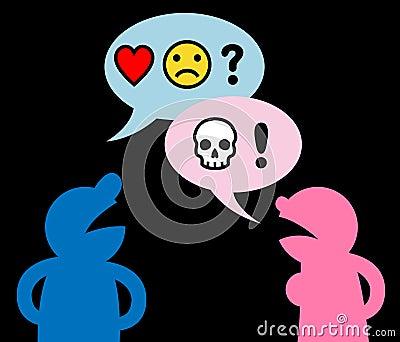Divorce or argument