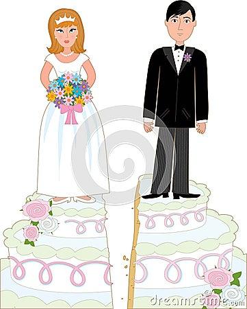 Divorce Cake