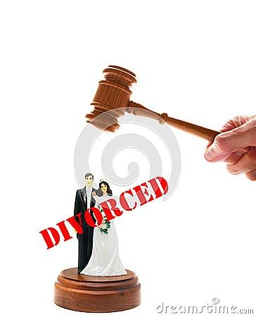 Divorce judgment