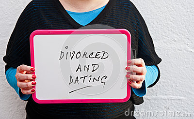Online dating young divorced