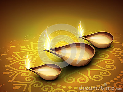 Diwali Festival Background.EPS 10. Stock Image - Image: 26233341
