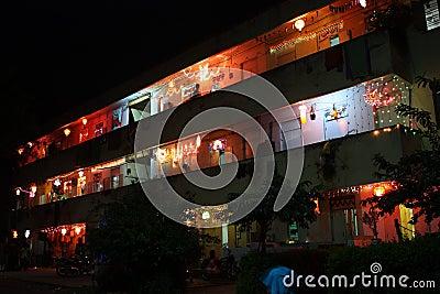 Diwali Lighting