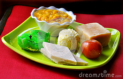 Diwali sweets, mthai
