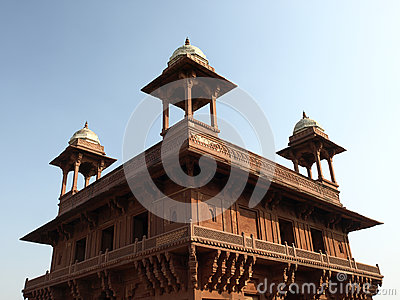 Diwan-i-khas, Fatehpur Sikri, Agra, India