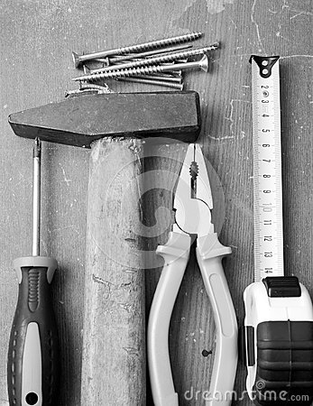 DIY tools and hardware