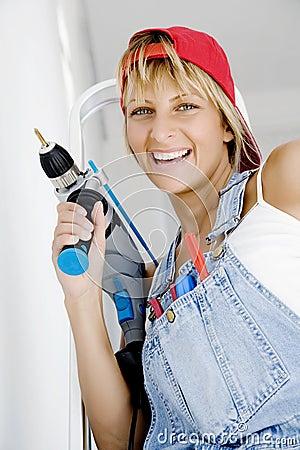 Free DIY Woman Stock Images - 7072774