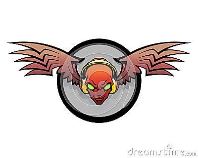 DJ emblem
