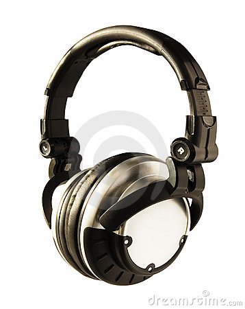 Free DJ Headphones Stock Images - 2392824