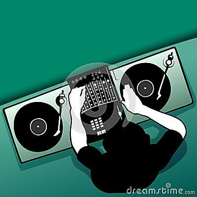 DJ job