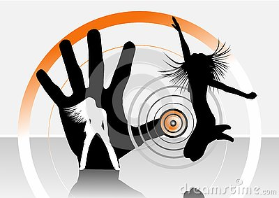 DJ - mix and dance