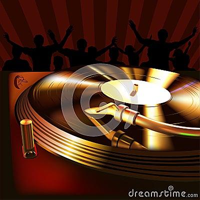 Free DJ Mix Panel Stock Photo - 1765550