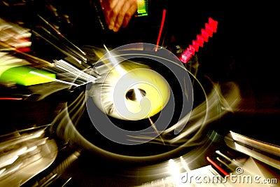 DJ PLATE