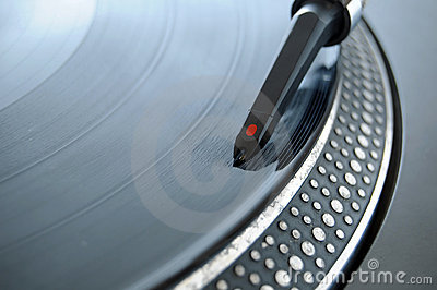DJ Record Needle