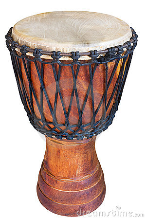 Free Djembe Royalty Free Stock Images - 18122409