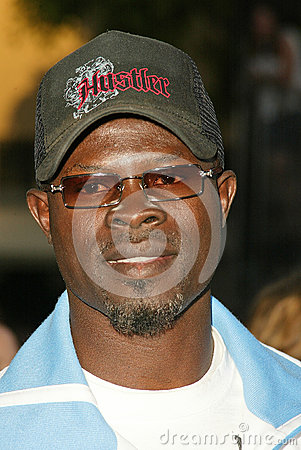 Djimon Hounsou Editorial Photo