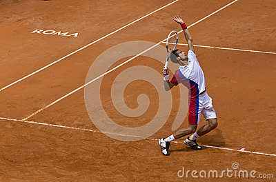 Djokovic Editorial Stock Photo