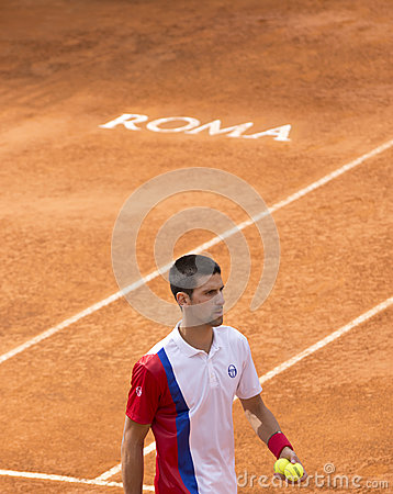Djokovic Editorial Image