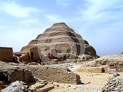 Djoser s pyramid