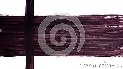 Djur grunge - penseldrag Abstrakt hand - målat element Vinstenergi royaltyfri illustrationer