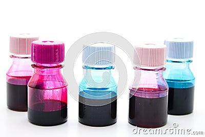 Dla drukarki napełnianie kolor