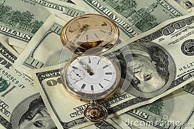 Dólares do tempo