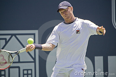 Dmitry Tursunov at L.A. Open Editorial Image