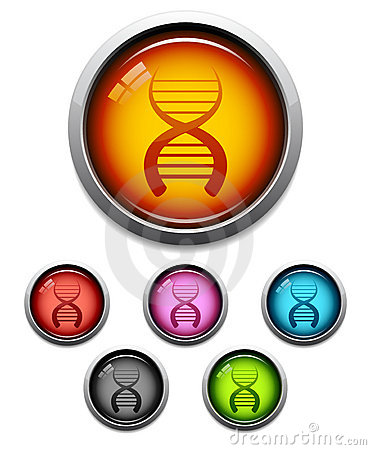 DNA button icon