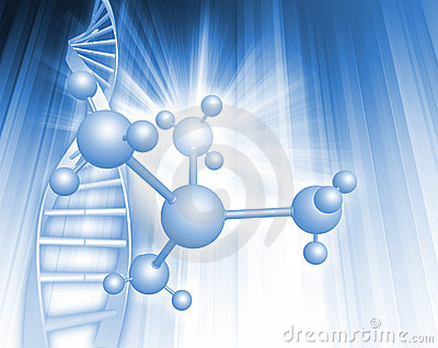 Dna-illustration