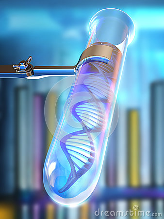 Free DNA Research Royalty Free Stock Photo - 32382655
