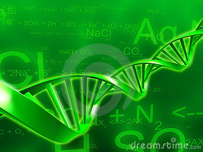 Dna and science formulas