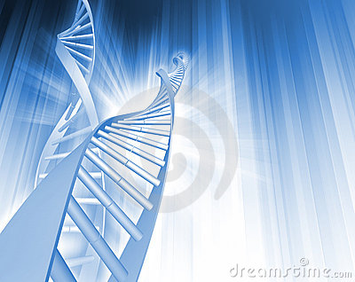 DNA Strand Abstract